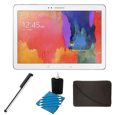 Galaxy Tab Pro 10.1 Tablet - White Bundle