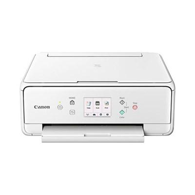 PIXMA TS6020 White Wireless Inkjet All-In-One Printer - 1368C022