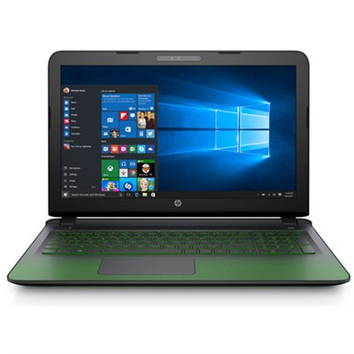 Pavilion 15-AK020NR Core i7-6700HQ Gaming Notebook - OPEN BOX