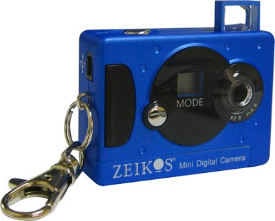 KDC31 Keychain Digital Camera (Blue)