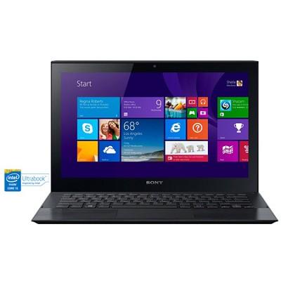 Pro 11 SVP11222CXB 11.6` Touchscreen Black Ultrabook - Intel Core i5-4200U Proc.
