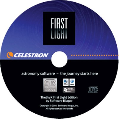 93700 - The Sky CD-ROM Software for Windows