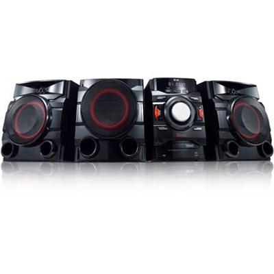 700W Mini Shelf System with Auto DJ - CM4550 - OPEN BOX
