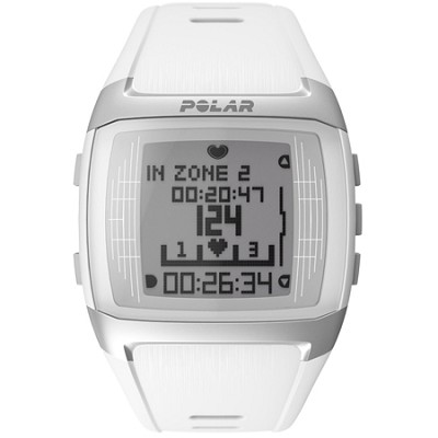 FT60 Heart Rate Monitor - White (90049592)