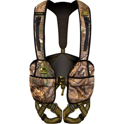2X/3X Hybrid Flex Safety Harness