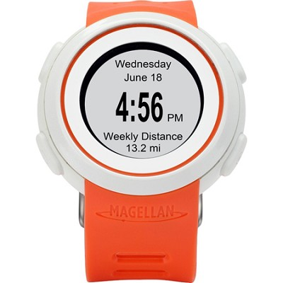 Echo Smart Running Watch - Orange