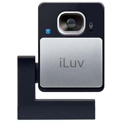 1.3 Megapixel Webcam w/ Universal Laptop Clip and Built-in Privacy Sliding Door