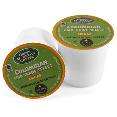 Green Mountain Coffee - Colombian Fair Trade Select Decaf
