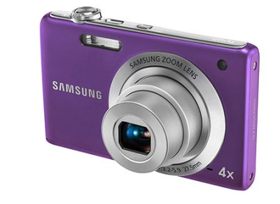 TL105 Digital Camera (Purple)