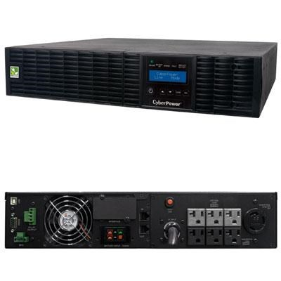 2000VA Smart App Online Rack/Tower Uninterruptible Power Supply - OL2200RTXL2U