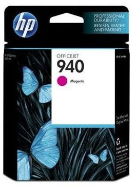 PS HP Officejet 940 Magenta Ink Cartridge