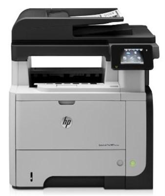 Laserjet pro m521dn Multifunction Copy, Scan, Fax Printer - OPEN BOX NO INK
