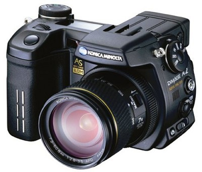 Dimage A2 Digital Camera