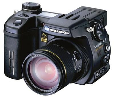 Dimage A2 Digital Camera
