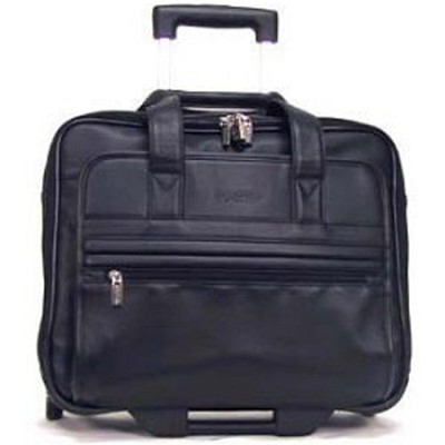 520805 - `Keep On Rollin` Nappa Leather Computer Case