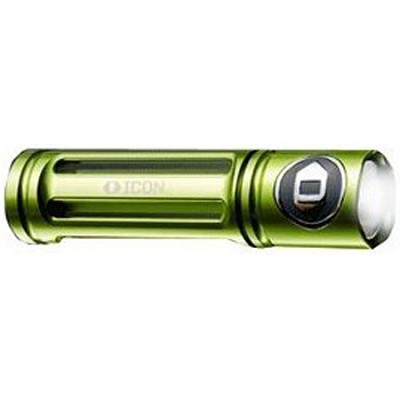 RG104A - Rouge 1 Flashlight - Icon Green