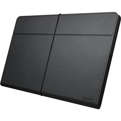 SGPCV5/B Black Leather Cover for Xperia Tablet Z