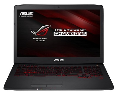 ROG G751JY-DH71 17.3-inch Gaming Laptop, GeForce GTX 980M Graphics, Full HD IPS