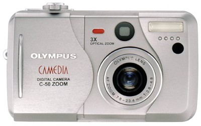 C-50 Refurbished Digital Camera