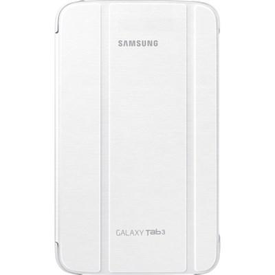 Galaxy Tab 3 8-inch Book Cover - White - OPEN BOX