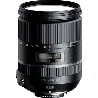 28-300mm F/3.5-6.3 Di VC PZD Lens for Nikon - Refurbished