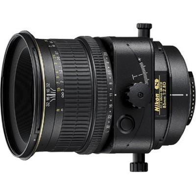 PC-E Micro NIKKOR 85mm f/2.8D Lens