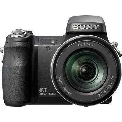 Cyber-shot DSC-H7 8.1- MP Digital Camera w/15x Optical Zoom (Black) -REFURBISHED