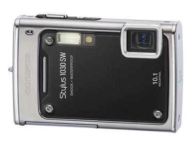 Stylus 1030SW 10MP Shockproof Waterproof Digital Camera (Black)