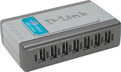 7-Port USB 2 Hub - DUB-H7