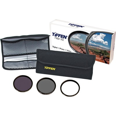 77mm Digital Essentials Filter Kit ( UVP, CP, ND6 )