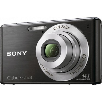 Cyber-shot DSC-W530 Black Digital Camera