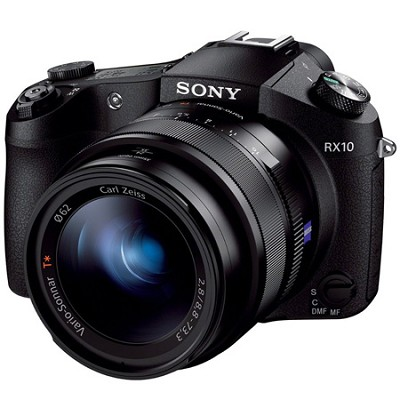 Cyber-shot DSC-RX10 20.2 MP 3-inch LCD Digital Camera