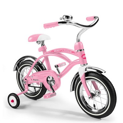 37P Girls Classic Pink 12` Bicycle