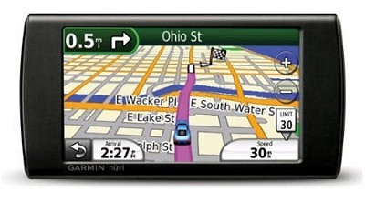 nuvi 295W Wi-Fi Portable GPS Navigator