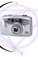IQ ZOOM 105SW (SUPER WIDE) DATE KIT POINT + SHOOT CAMERA