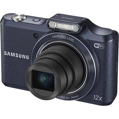 WB50F 16.2MP 12x Opt Zoom Smart Digital Camera - Black