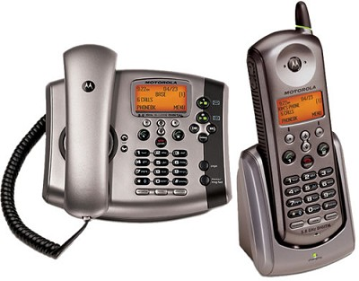 MD7091 5.8GHZ 2 Line Corded Phone  { C70 System }