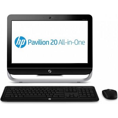 Pavilion 20-b010 20` HD All-in-One Desktop PC - AMD E1-1200 Accelerated Proc.