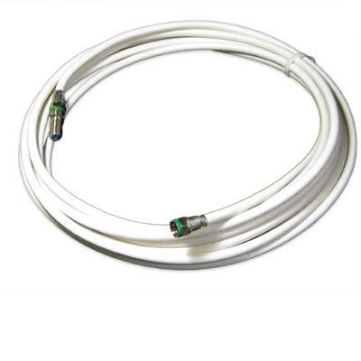 RG-6 Coaxial Extension Cable with Female Connectors - YX030-35W