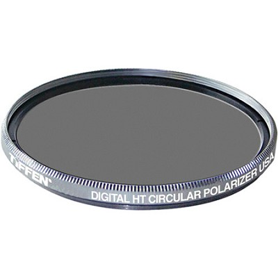 58mm High Transmission Multi-Coat Circular Polarizer Filter