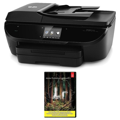 ENVY 7640 e-All-in-One Printer with Photoshop Lightroom 5 MAC/PC