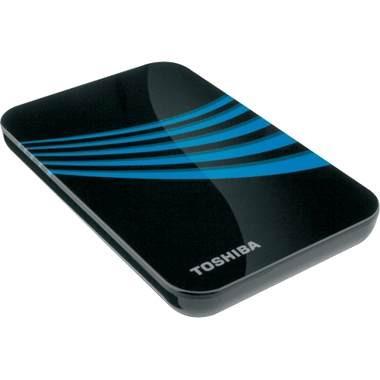 400GB USB 2.0 Portable External Hard Drive  HDDR400E03X