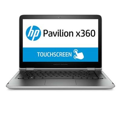 Pavilion 13-s120nr 6th-gen Intel Core i3-6100U 13.3` x360 Convertible