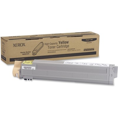 YELLOW TONER FOR PHASER 7400 18K YIELD HIGH CAPACITY