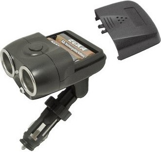 Twin Socket Battery Charger