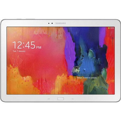 Galaxy Tab Pro 12.2` White 32GB Tablet - 1.9 GHz Quad Core Processor - OPEN BOX