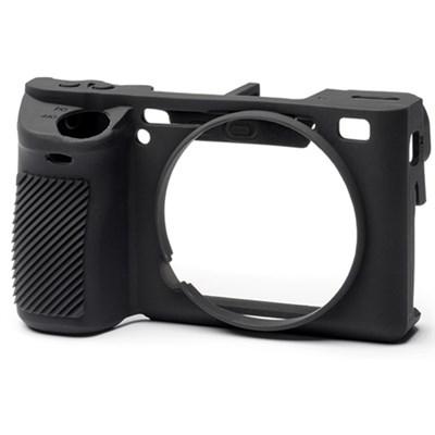 Sony A6500 Protective Silicone Cover EA-ECSA6500B Black