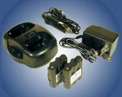 AVP3 Recharging System for GXT300, GXT400, GXT450 Radios 110 Volt