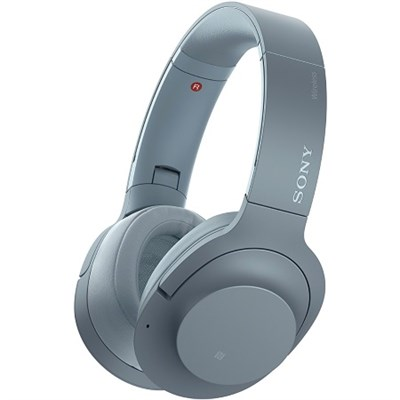 WHH900N/L Hi-Res Noise Cancelling Wireless Bluetooth Headphones, Blue