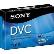 Sixty Minute MINI DV Tape